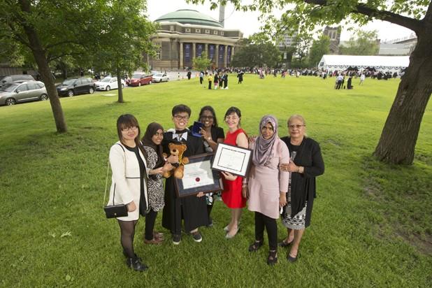 'Kẻ không nhà' người Việt đạt điểm tuyệt đối khi du học tại Canada  - ảnh 2