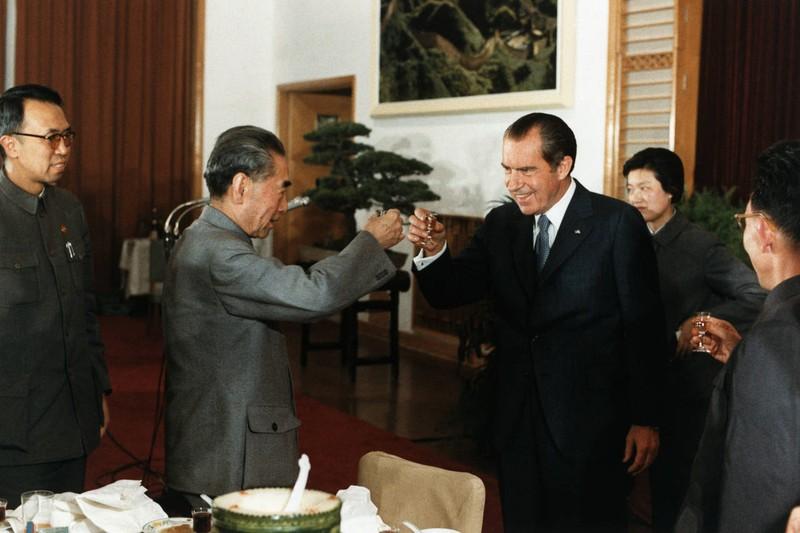 Trung Quốc trỗi dậy: Nixon cũng không ngờ - ảnh 1