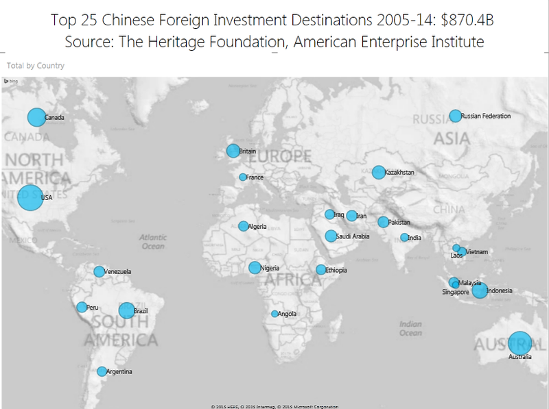 Tại sao Trung Quốc tăng cường đưa dân ra nước ngoài? - ảnh 2