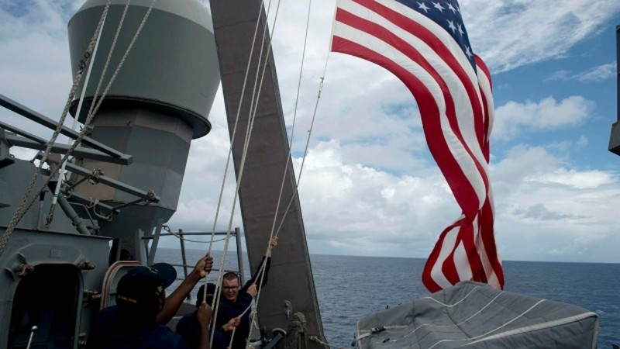 Trung Quốc ngày càng 'làm khó' Mỹ tại biển Đông - ảnh 1