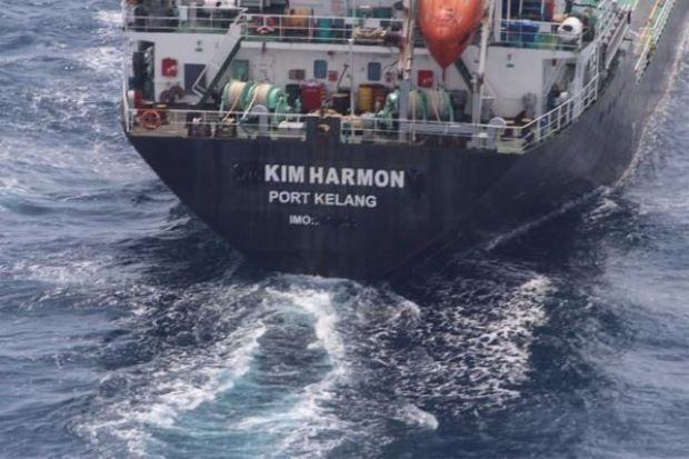 8 cướp biển bị bắt sau vụ tấn công tàu Malaysia - ảnh 1