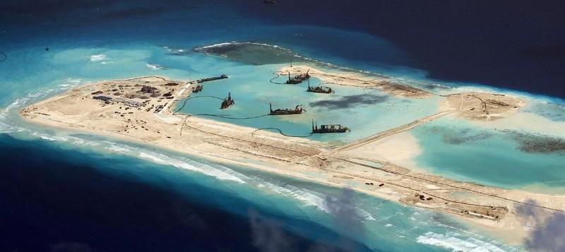 Đảo nhân tạo ở biển Đông dùng để cải thiện dự báo thời tiết? - ảnh 1