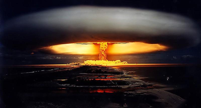 Mỹ thiết lập kỷ nguyên chạy đua vũ trang hạt nhân mới? - ảnh 1