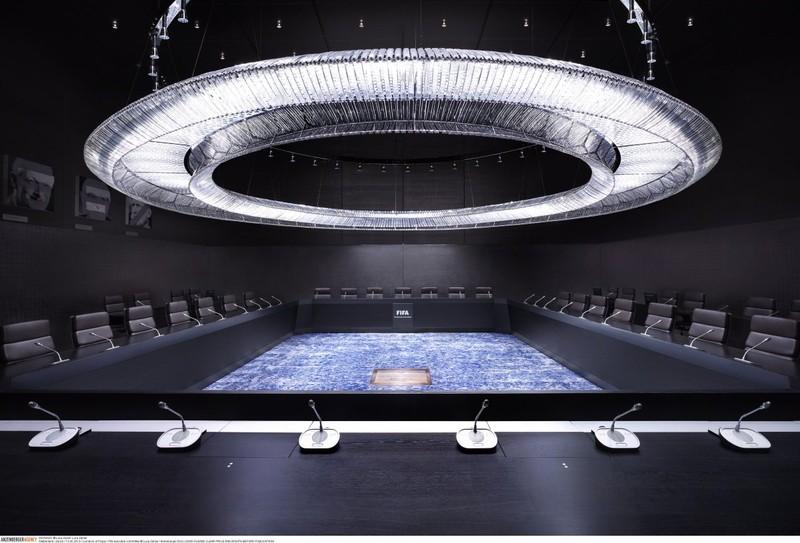 8 căn phòng chỉ dành cho những người quyền lực nhất thế giới - ảnh 4