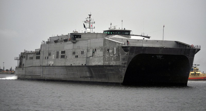 Lầu Năm Góc 'tận dụng' chức năng mới của tàu chiến - ảnh 1