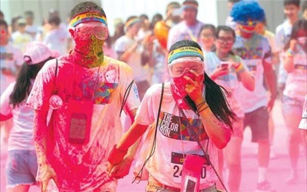 Rút khỏi cuộc thi Đường chạy Sắc màu vì thảm họa Đài Loan - ảnh 1