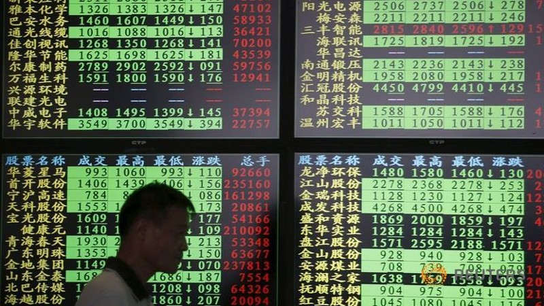 Hàng loạt quỹ phải ra sức cứu thị trường chứng khoán Trung Quốc - ảnh 1