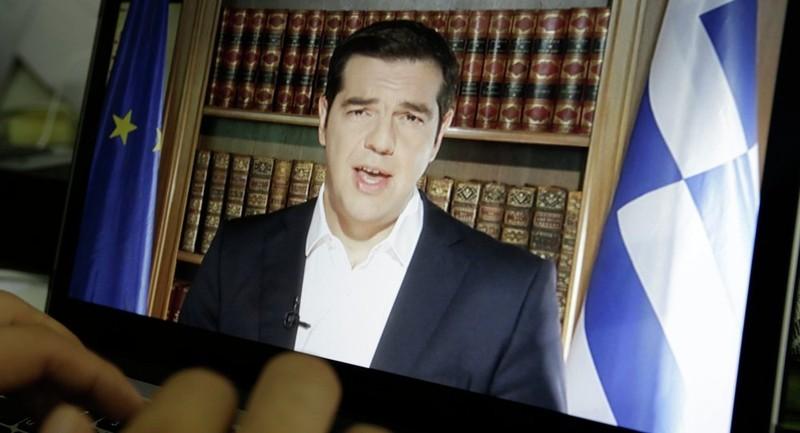 Thủ tướng Hy Lạp lên tiếng sau khi dân 'nói không' với cứu trợ châu Âu - ảnh 1
