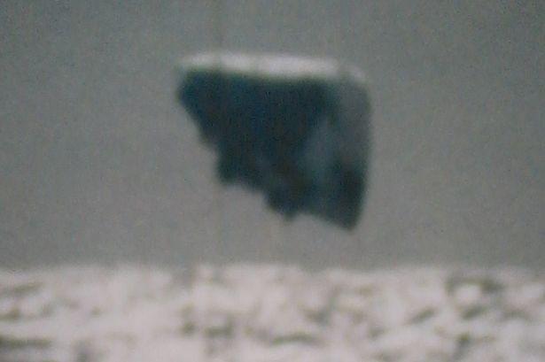 'Ảnh UFO bị rò rỉ từ Hải quân Mỹ' - ảnh 3