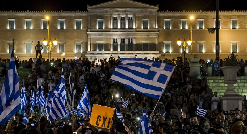 Hy Lạp đệ trình kế hoạch giải quyết khủng hoảng lên các chủ nợ - ảnh 1