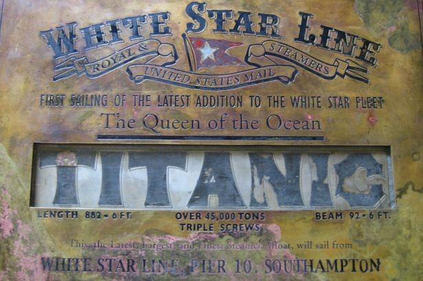 Hé lộ bí mật của Titanic sau 100 năm mất tích - ảnh 1