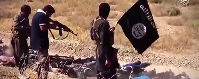 IS tung video hành quyết 1.700 binh lính Iraq - ảnh 1