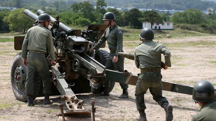 Quân đội Hàn Quốc nổ súng cảnh cáo binh sĩ Triều Tiên - ảnh 1