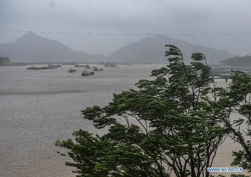 Siêu bão Chan-hom tấn công Trung Quốc: Thiệt hại khủng khiếp - ảnh 1
