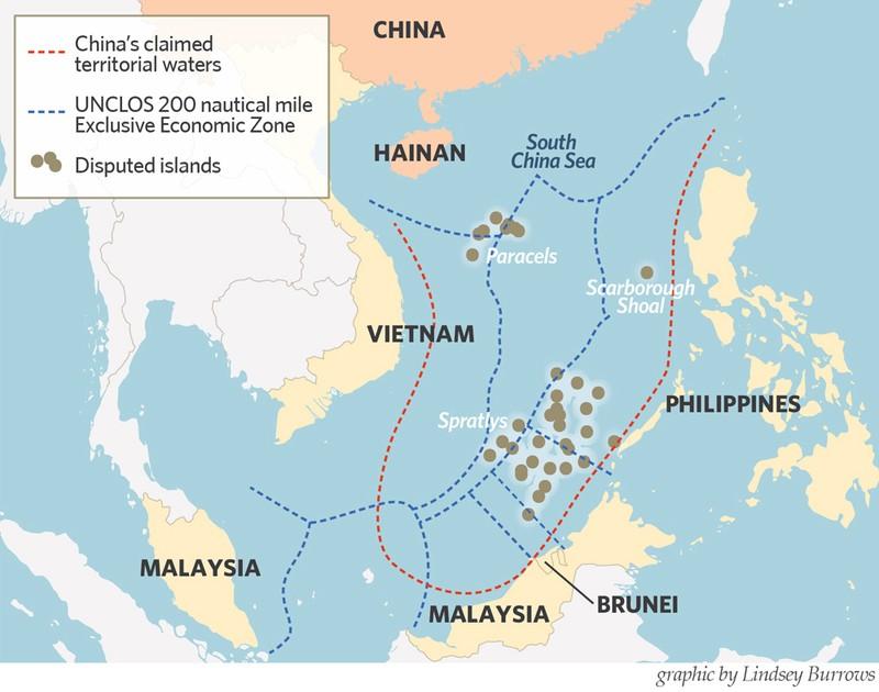 Trung Quốc yêu cầu Philippines rút đơn kiện và 'nói chuyện' song phương - ảnh 2