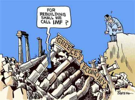 IMF: 'Phải giảm nợ khủng để Hy Lạp có thể phục hồi' - ảnh 1