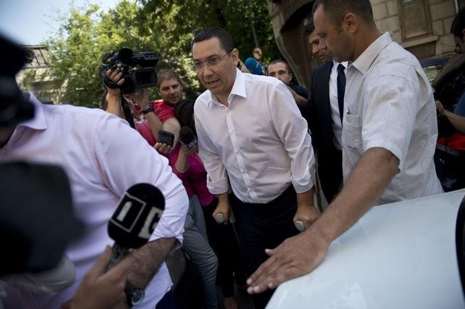 Thủ tướng Romania bị cáo buộc 4 tội danh - ảnh 1