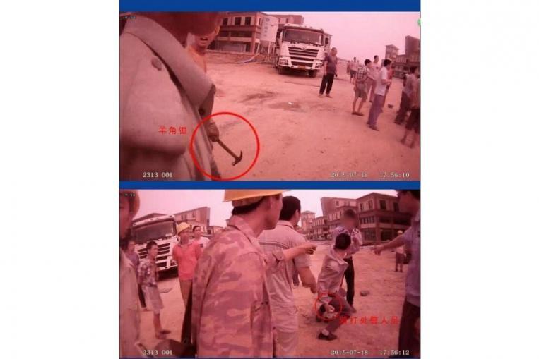 Cảnh sát Trung Quốc bắn chết người ở công trường xây dựng - ảnh 1