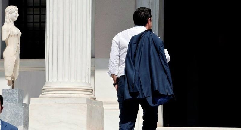 Mẹ của Thủ tướng Hy Lạp lần đầu tiên lên tiếng về con trai của mình - ảnh 1