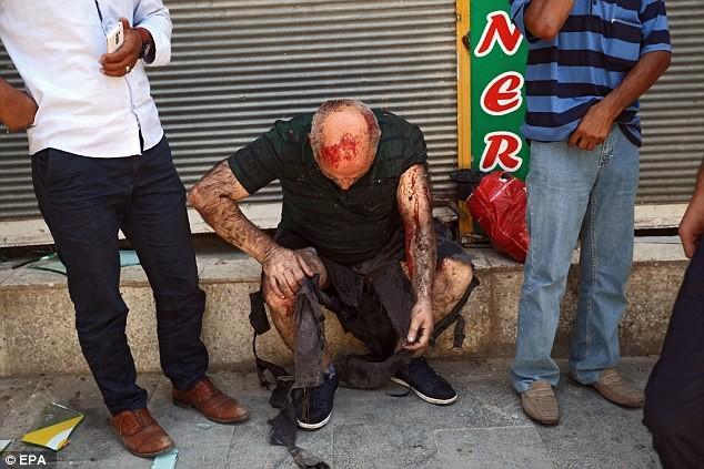 Tin nóng: IS lại đánh bom tự sát kinh hoàng, ít nhất 28 người chết - ảnh 3