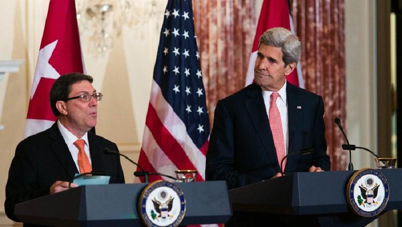 Cuba muốn Mỹ trả căn cứ Guantanamo, xóa bỏ lệnh cấm vận - ảnh 1