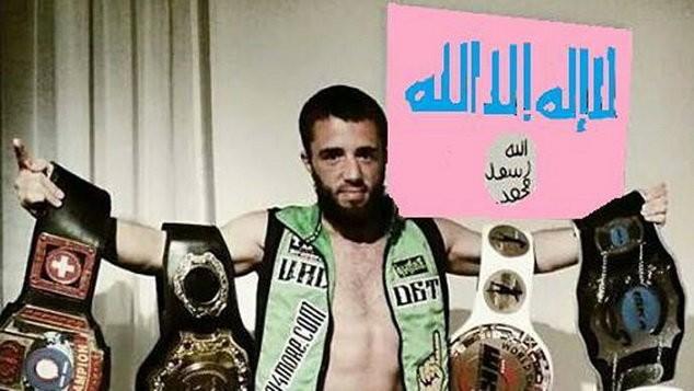 Nhà vô địch thế giới Muay Thái bị IS hành quyết  - ảnh 2