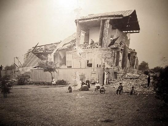 Động đất 'lịch sử' có thể phá hủy California bất kỳ lúc nào - ảnh 1