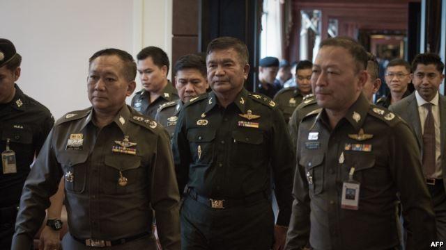 'Tập đoàn' buôn người dưới tay một trung tướng bị sa lưới - ảnh 1