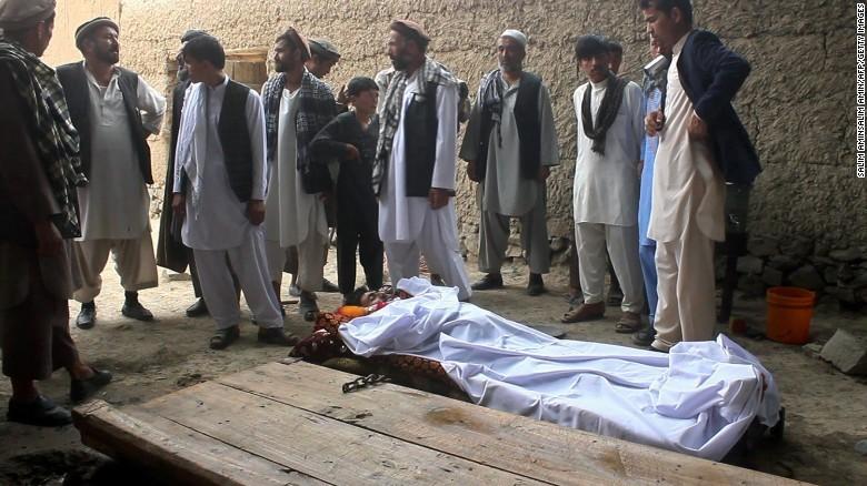 Đấu súng tại đám cưới, 21 người thiệt mạng - ảnh 1