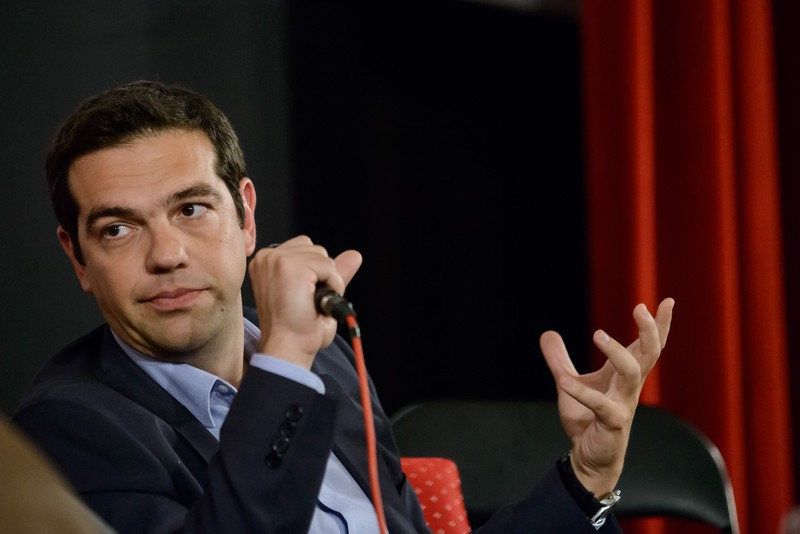 Thủ tướng Hy Lạp bảo vệ 'kế hoạch B' gây tranh cãi - ảnh 1