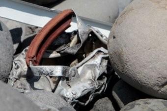 Vật thể thứ hai nghi mảnh vỡ máy bay không phải của MH370 - ảnh 1