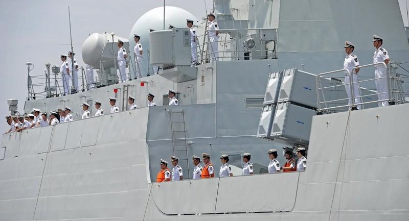 Hải quân Trung Quốc sẽ là phiên bản 'mini' Hải quân Mỹ vào năm 2020 - ảnh 1