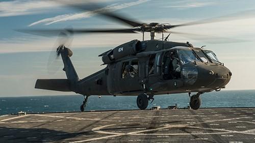 Rơi trực thăng, 16 cảnh sát thiệt mạng  - ảnh 1