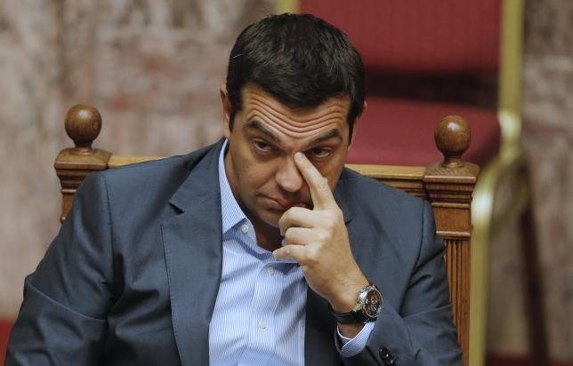 Thủ tướng Hy Lạp đối mặt với bất đồng lớn chưa từng có - ảnh 1