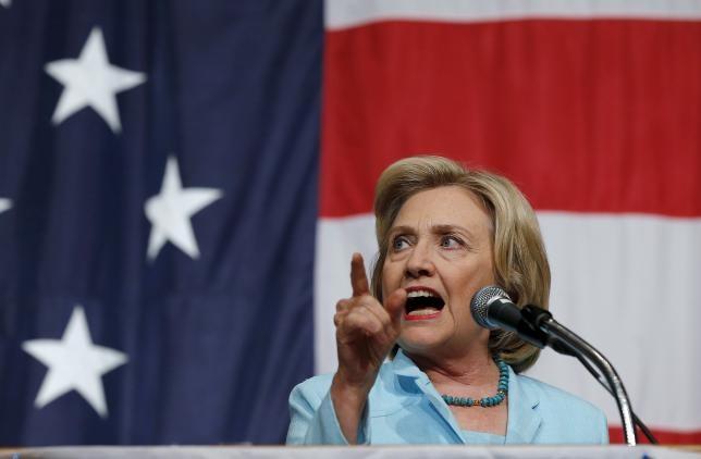 Hillary Clinton 'phản pháo' Jeb Bush về vấn đề Iraq và IS - ảnh 1