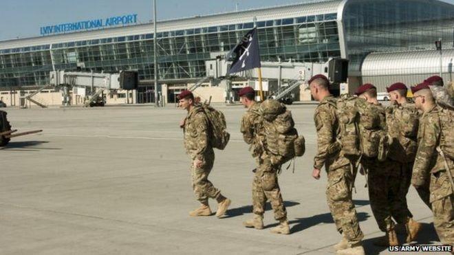 Đặc nhiệm Mỹ huấn luyện quân đội Ukraine để 'chiến tranh'? - ảnh 1