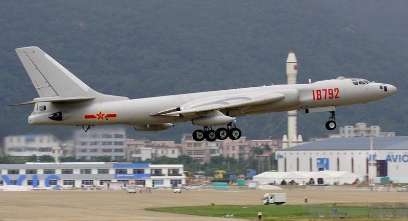 Máy bay ném bom tầm xa Trung Quốc 'mối lo ngại' của Mỹ - ảnh 1