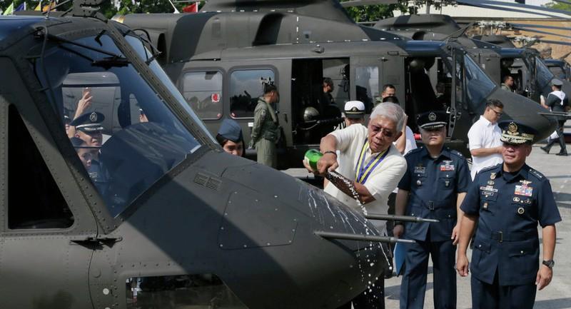 Philippines không đủ ngân sách để hiện đại hóa quân đội - ảnh 1