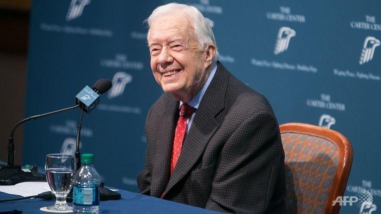 Có 4 khối u trong não cựu Tổng thống Jimmy Carter  - ảnh 1