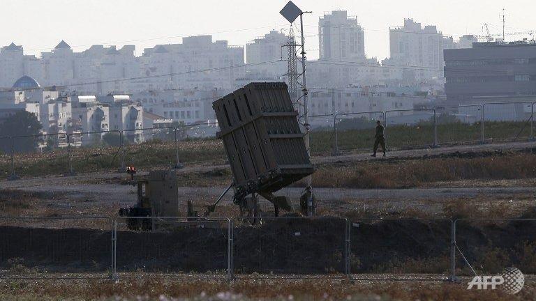 Israel 'ăn miếng trả miếng' với Syria  - ảnh 1