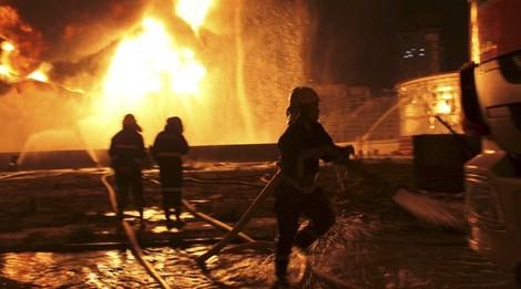 Nhà máy hóa chất thứ hai tại Trung Quốc phát nổ: Đã có người chết - ảnh 1