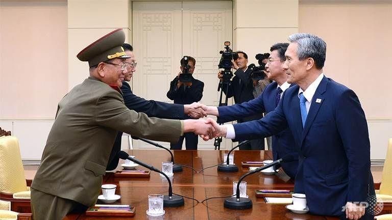 'Bế tắc' vòng 1, Hàn-Triều tổ chức vòng đàm phán thứ 2 - ảnh 1