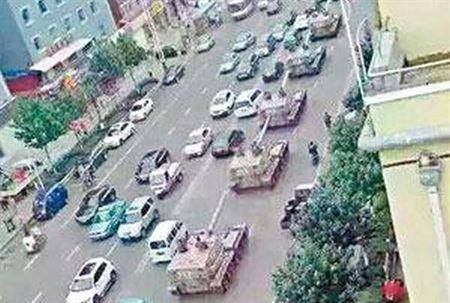 Trung Quốc triển khai xe tăng, Mỹ sẽ đưa B-52 đến biên giới liên Triều? - ảnh 3