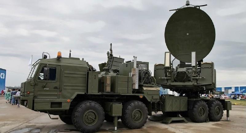Nga chuẩn bị hệ thống tác chiến điện tử mới - ảnh 1