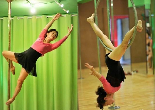Bà lão 70 tuổi trở thành nhà vô địch múa cột  - ảnh 1