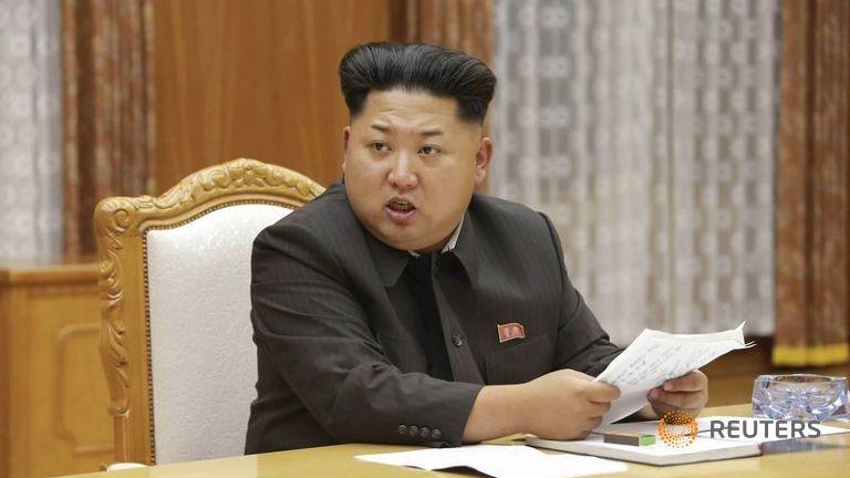 Kim Jong-un ca ngợi thỏa thuận Hàn-Triều  - ảnh 1