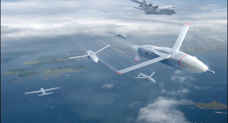 Hệ thống máy bay không người lái mới 'đầy lợi hại' của Mỹ - ảnh 1