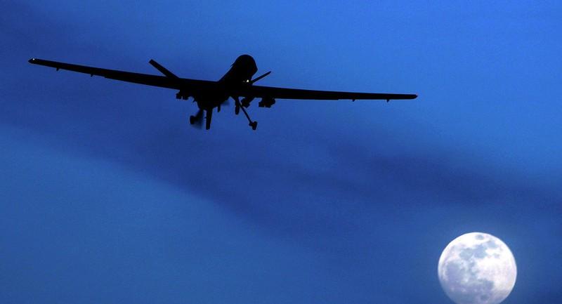 Mỹ bí mật đưa máy bay không người lái 'săn' lãnh đạo IS - ảnh 1