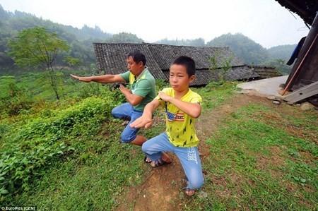 Làng 'tuyệt đỉnh kungfu' Guanxi Đồng - ảnh 2