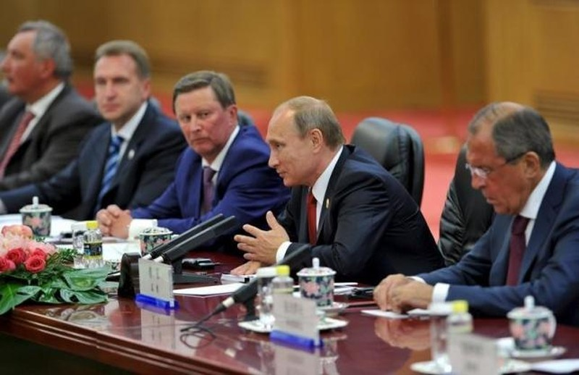 Trung Quốc hứa giúp Nga phát triển vùng Viễn Đông - ảnh 1